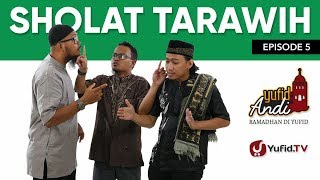 Download Video Sholat Tarawih: Jumlah Rakaat Shalat Tarawih - Ramadhan di Yufid MP3 3GP MP4