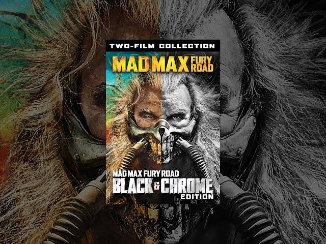 Безумный Макс: Дорога ярости/ Дорога ярости (ч/б издание). Коллекция из 2х фильмов
