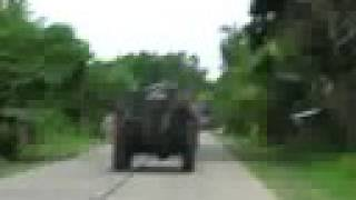 North Cotabato Highway: GRP-MILF Armed Conflict August 2008
