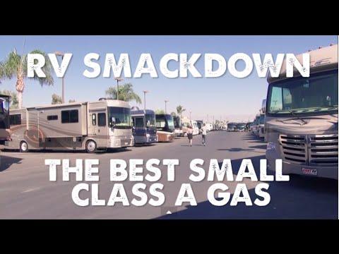RV Shopper Series - Small Class A Gas