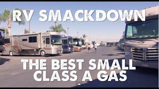 RV Smackdown - Best Small Class A Gas Motorhome