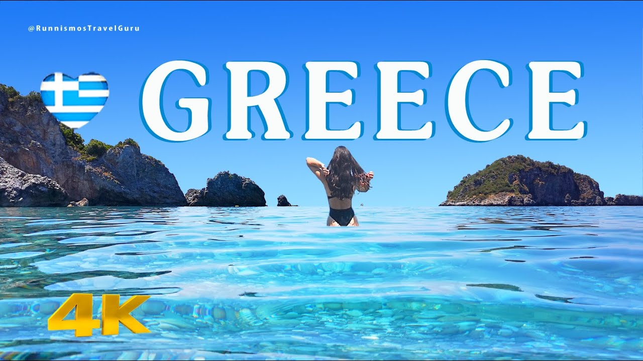Secret places in Greece: Exotic beaches of Evia island