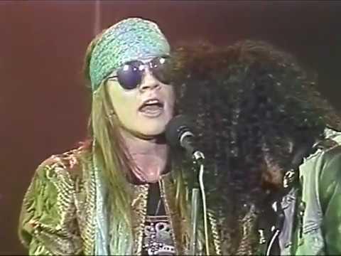 Guns N' Roses – Mr Brownstone