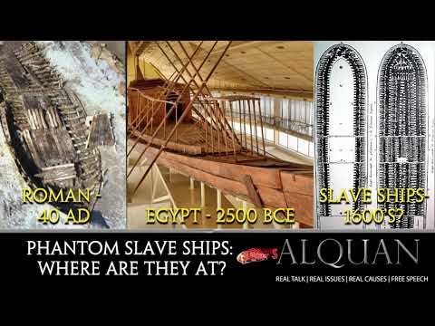 Prime Cuts: A Discussion on those Phantom Slave Ships!
