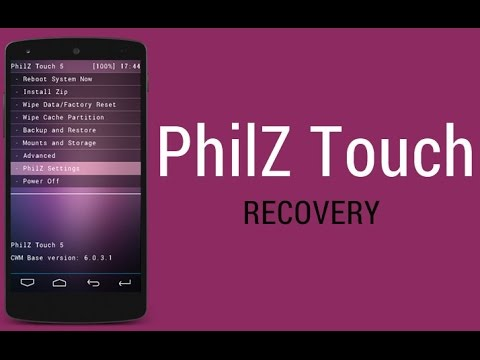 How to install Rom using philz recovery