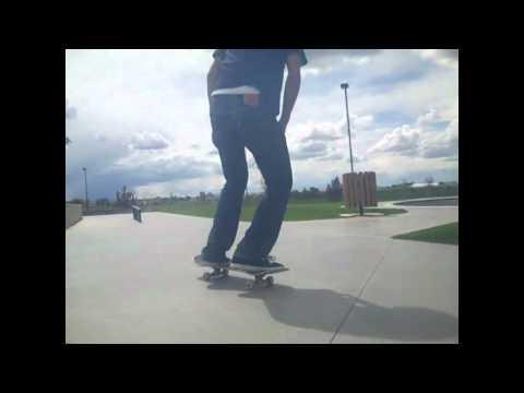 Kevin Bailey Skate Spring 2011
