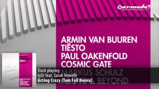 tyDi feat. Sarah Howells - Acting Crazy (Tom Fall Remix)