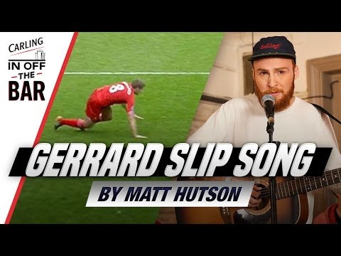 Damn You Demba Ba | Steven Gerrard Slip Song