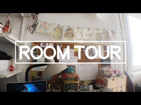 ROOM TOUR   STUDENT DORMITORY DI JERMAN