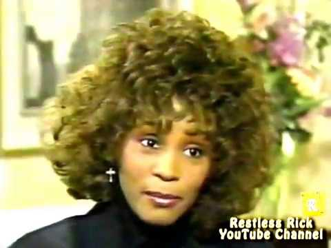 Whitney Houston 1990 Interview At Age 26 What's Next After 2 Albums & 7 Consecutive #1 Singles