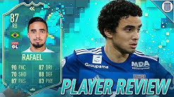 87 FLASHBACK RAFAEL PLAYER REVIEW! IS HE WORTH UNLOCKING? - FIFA 20 ULTIMATE TEAM