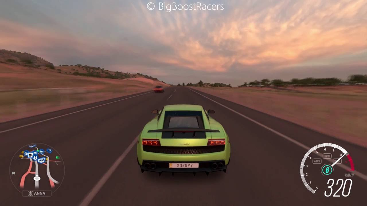 Forza Horizon 3 Lamborghini Gallardo Lp570 4 Superleggera