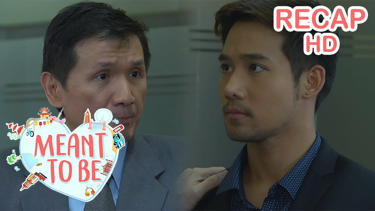 Meant To Be: Yuan, good shot sa kanyang tatay! | Episode 75 RECAP (HD)