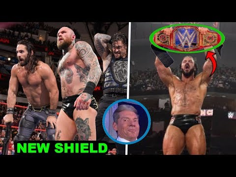 LEAKED Shocking Backstage WWE RUMORS And SCENARIOS Vince Plans For 2019 - NEW Shield Member! thumbnail