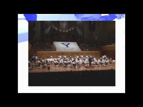 """The Brass Cruise 2010 in Yokohama - music for peace Digest     """"Blessed with the liberty and peace"""""""