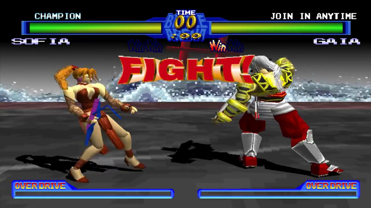 Battle Arena Toshinden 2 Ps1 Full Battle Mode With Sofia Youtube