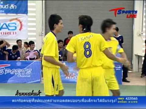 2011 Sepak Takraw Thailand League ''Loei vs Phrae 3 of 6