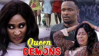 Queen Of Demons Season 1 Full Movie  -  2019 N Latest Nigerian Nollywood Movie ll Full HD