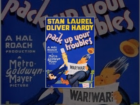 Pack Up Your Troubles Trailer