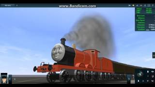 Trainz: James: The Red Engine