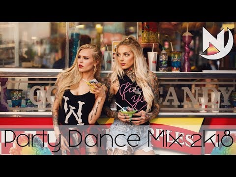 Best Party Dance Mix 2018 | New Electro &...