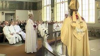 Uusi Luterilainen piispa