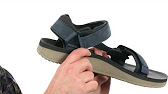 6f304587a94 TEVA Original Universal Premium Leather 1006315 BLK - YouTube