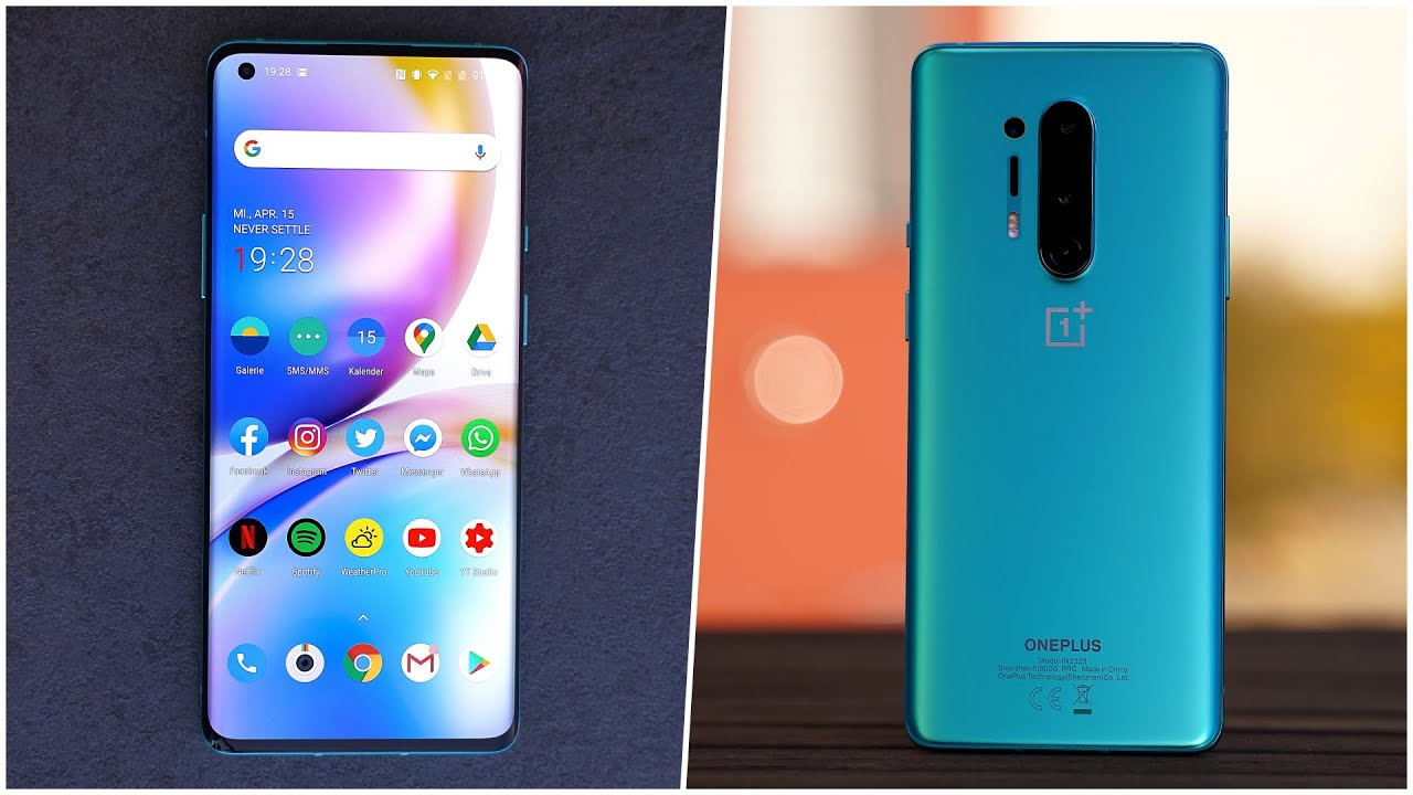 Wow: OnePlus 8 Pro Review (Deutsch) | SwagTab