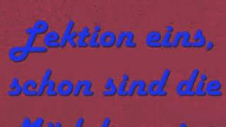 DJ Ötzi - Pronto Giuseppe! lyrics