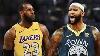 Best of NBA Social Media - NBA Free Agency, Memes and LABron