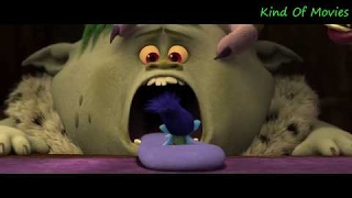 Trolls - Top King Gristle Memorable Moments All the movie clips!