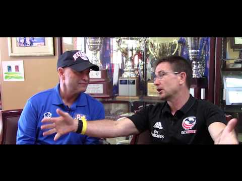 USA Eagles 7 Coach Mike Friday on Coaching Rumors, Twitter Battles, MLR, Super 7, Paying Players