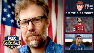 Liverpool/klopp, Pulisic/chelsea, Barca, Nwsl | Episode 96 | Alexi Lalas' State Of The Union Podcast