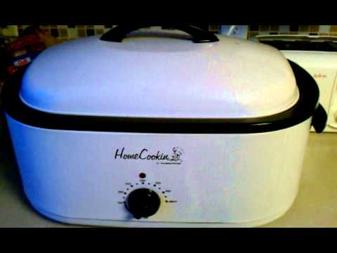 Pork Shoulder Boston Butt Roast In Roaster Oven L@@K!!!