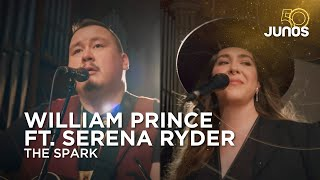 """William Prince and Serena Ryder perform """"The Spark"""" 