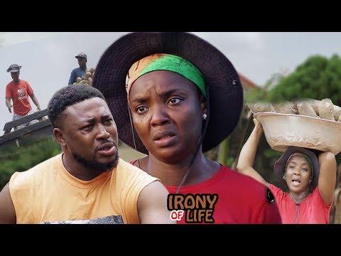 Irony of Life 1&2 - Chioma Chukwuka 2017 Latest Nigerian Movie /African Movie Full HD