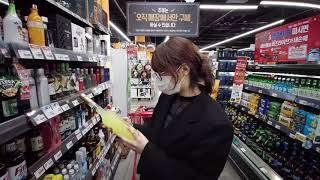 [4K] Lotte Mart with Asobi 롯데마…
