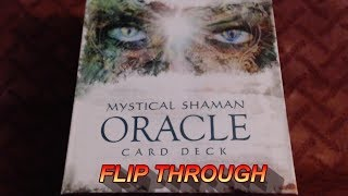 Mystical Shaman Oracle Flip Through - Colette Baron-Reid