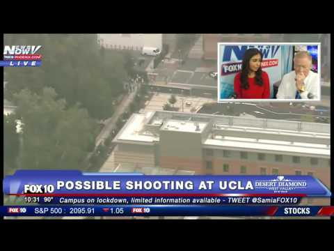 BREAKING NEWS: Shooting at UCLA Campus, 2 People Confirmed Dead - FNN