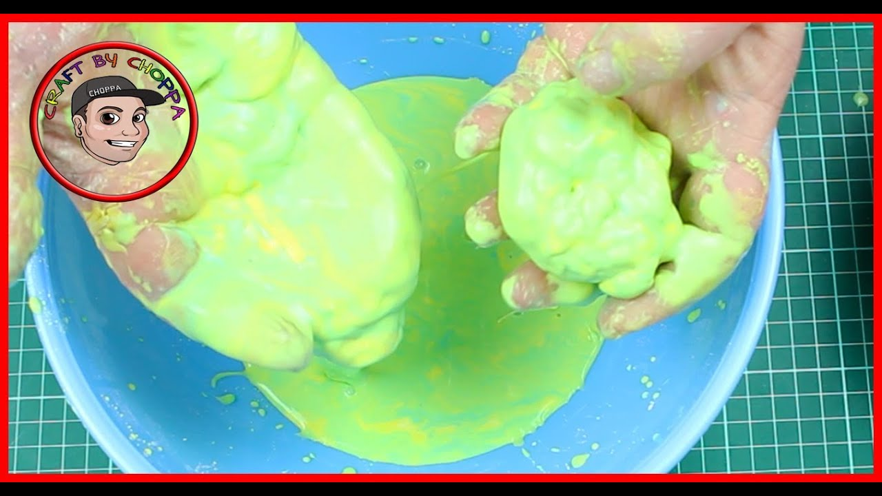 how to make goop slime