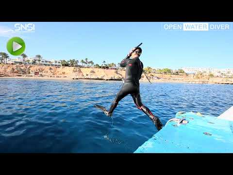 SNSI Open Water Diver RUS - Session #1: Snorkeling Skills