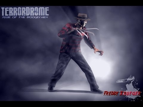 Terrordrome - All Unleashed (Specials) Moves - (HD)