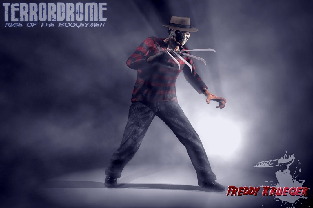 Freddy Krueger Wallpaper 3d Terrordrome All Unleashed Specials Moves Hd Youtube