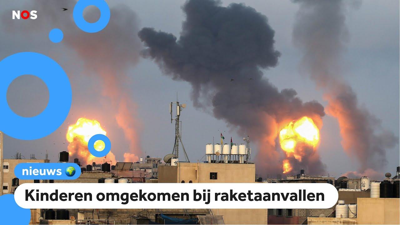 Download Raketaanvallen op Israël en Palestijnse gebieden