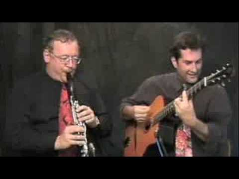 Chas'n Ka'le Mazel Tov by the Atonement Klezmer duo