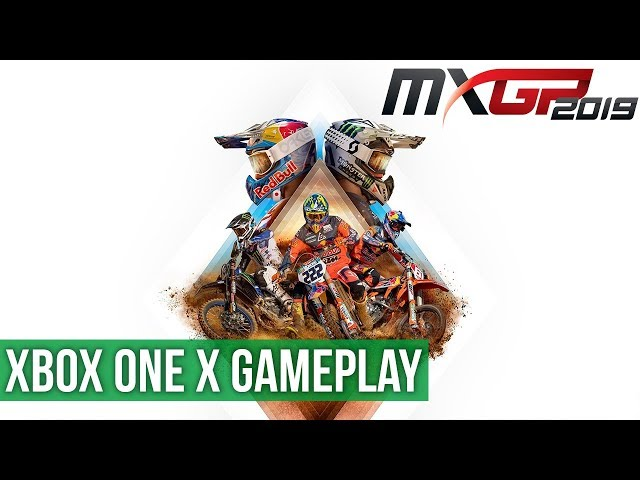 MXGP 2019 ► Xbox One X Gameplay / Preview