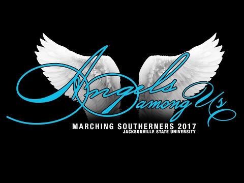 Angels Among Us - Marching Southerners 2017