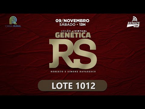 LOTE 1012