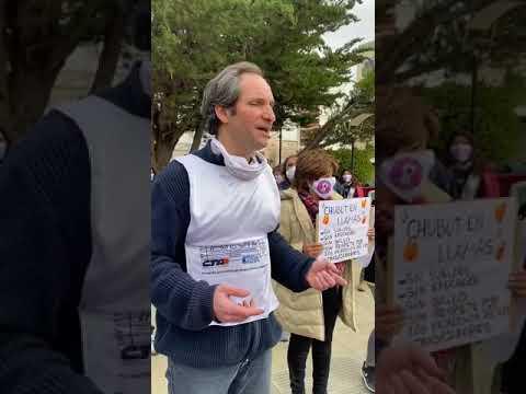 Murphy: Es criminal la política de Arcioni