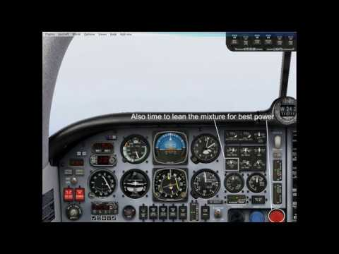 Flight Simulator X Real-World Training: IFR (Boeing Field to Scappoose Industrial)